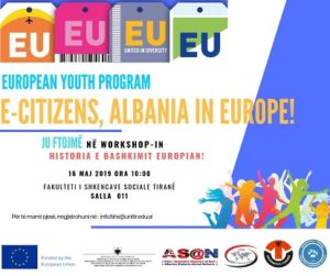 - E Citizens Albania in Europe -