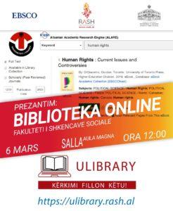 Prezantimi i Bibliotekes